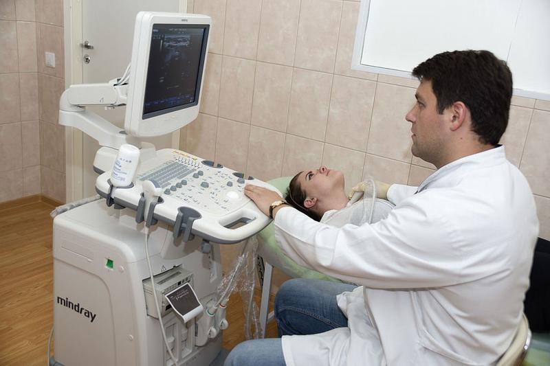 Наблюдение больного специалистом