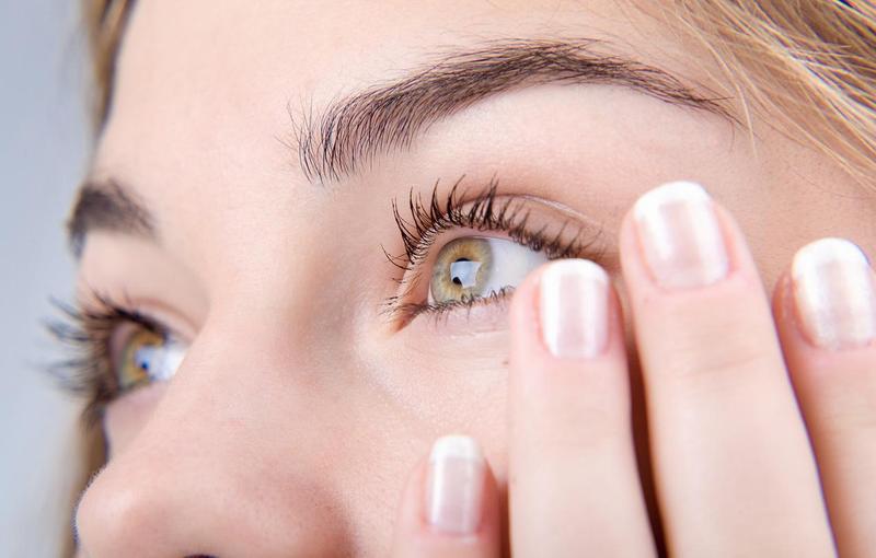 Снижение остроты зрения при отравлении