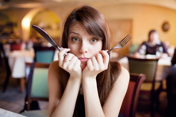 Соблюдение голода при пищевых отравлениях