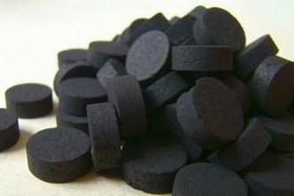 Активированный уголь при отравлениях