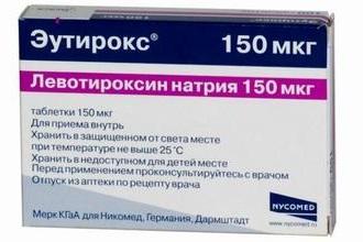 Передозировка Эутироксом