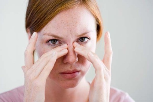 Отечность слизистых оболочек носа при ротавирусе