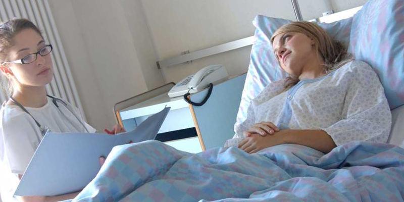 Соблюдение постельного режима при гепатите