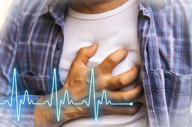 Проблемы с сердечным ритмом