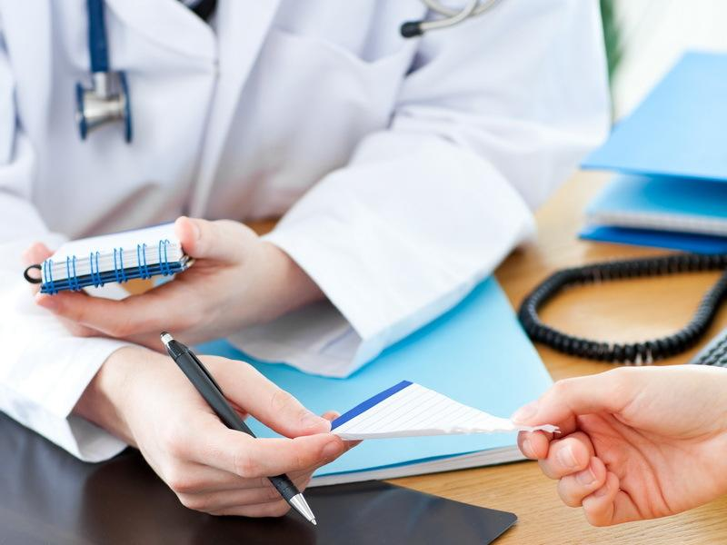 Назначение врачом дозировки лекарства
