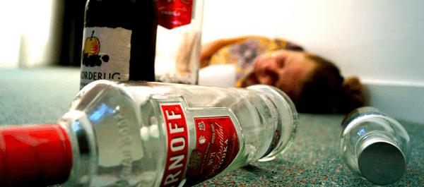 Опасность суррогатного алкоголя