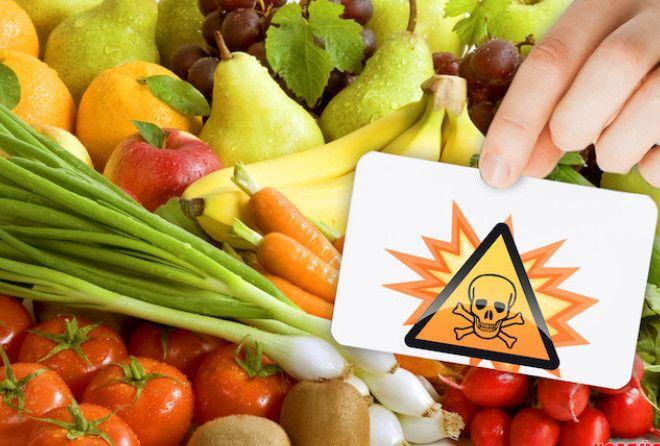 Опасность нитратов