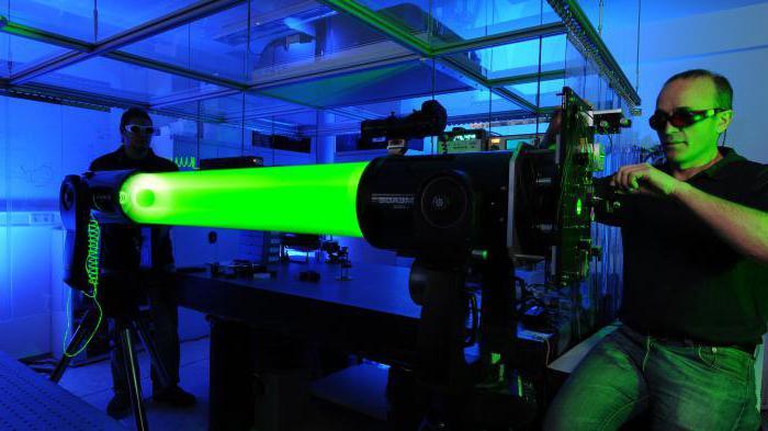 Эксплуатация лазерного оборудования