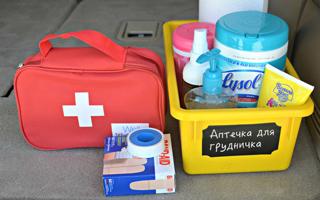 Первая помощь и лечение