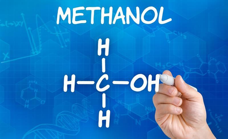 Формула метанола