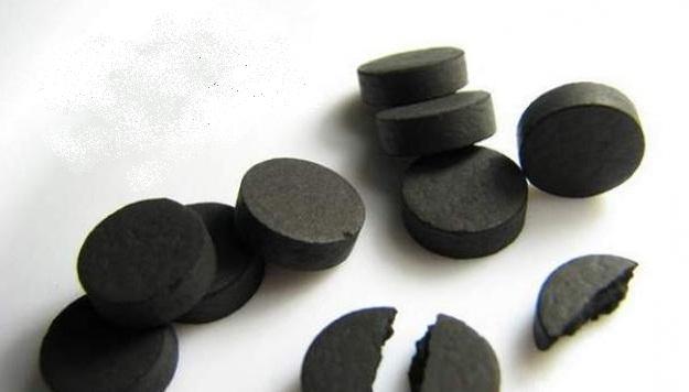 Дозировка угля при лёгком отравлении