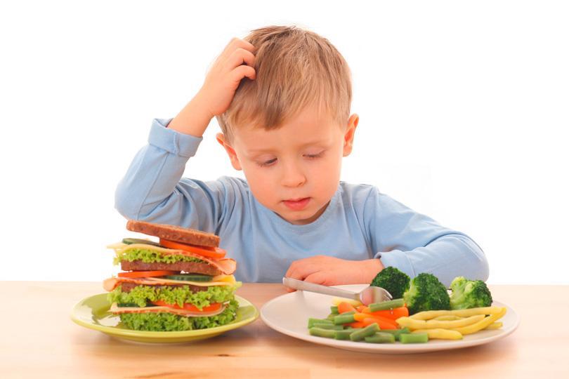 Диета для ребенка при отравлении очень важна
