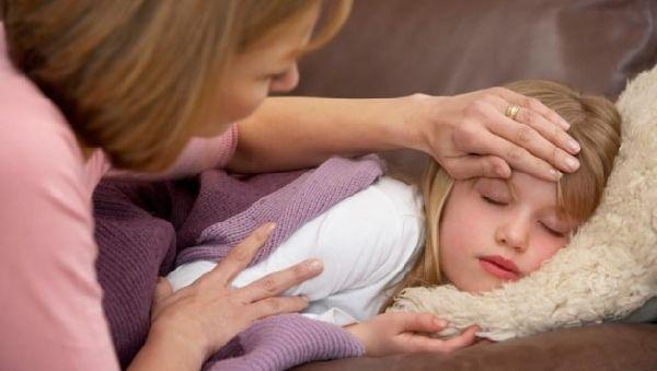 Лихорадочное состояние у ребенка