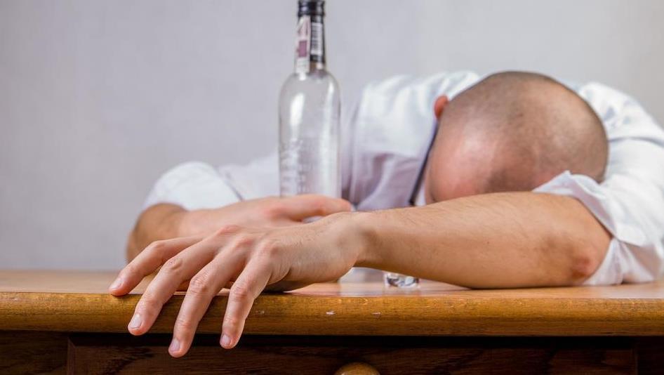Отравление при употреблении водки
