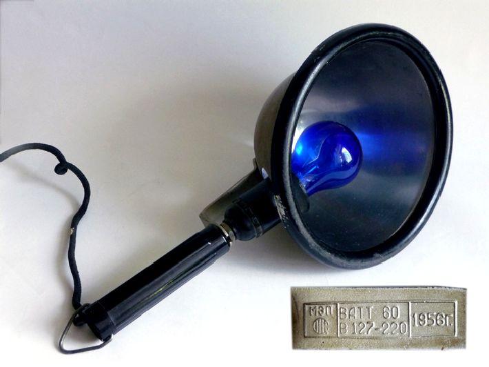 Кварцевая лампа для облучения