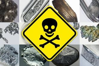 Отравление солями тяжелых металлов