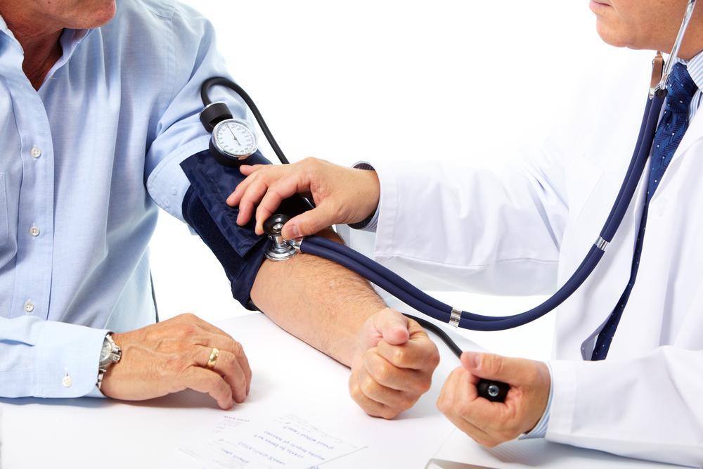 Диагностирование артериальной гипертензии