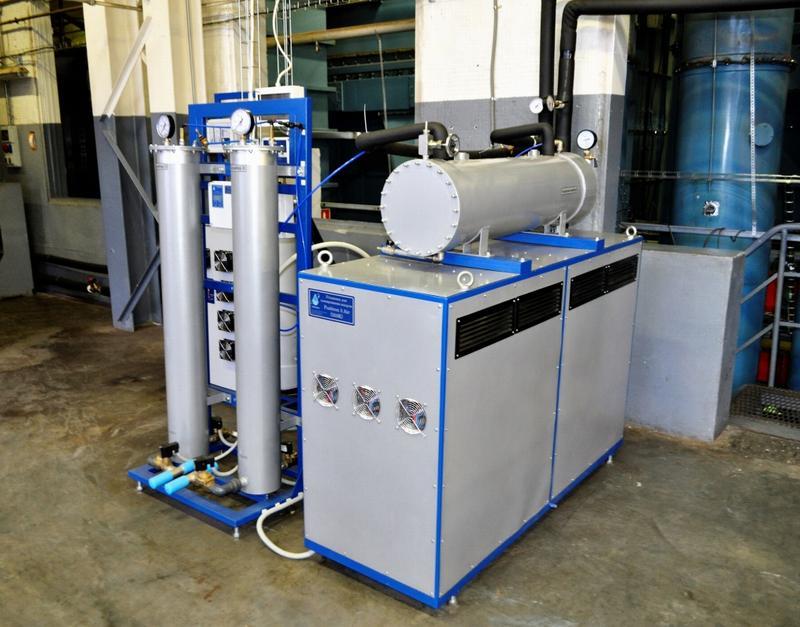 Озонатор на производстве