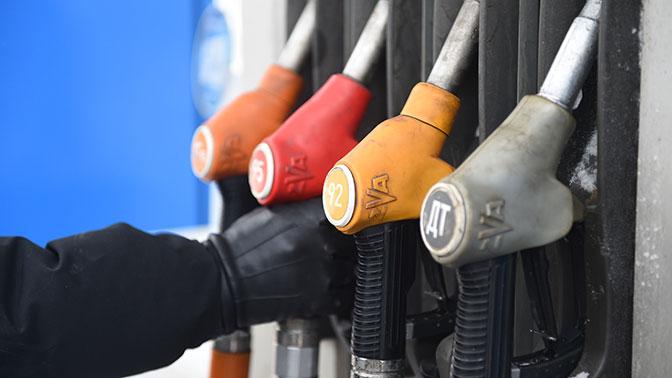 Марки бензина на АЗС