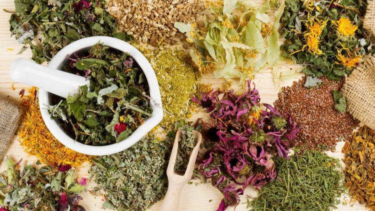 Приготовление диуретического растительного сбора
