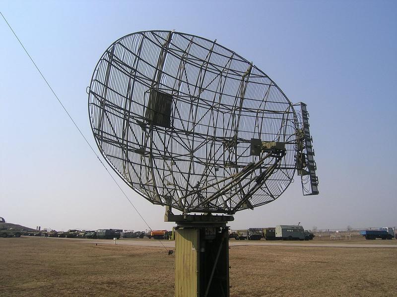 Радиолокационное оборудование