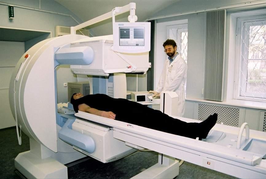 Современный аппарат для проведения томографии