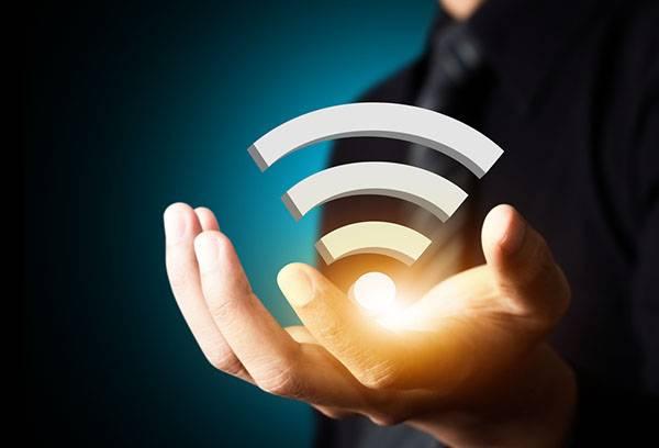 Обозначение Wi-Fi