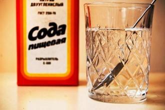 Как пить соду для очищения организма