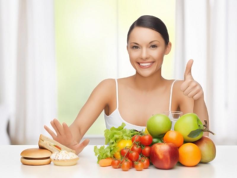 Профилактика в виде диеты